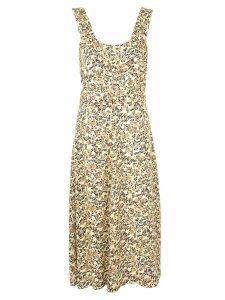 Rebecca Vallance Ellie dress - Yellow