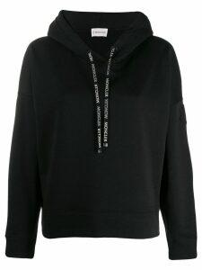 Moncler hooded sweatshirt - Black