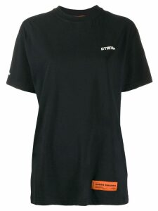 Heron Preston logo T-shirt - Black
