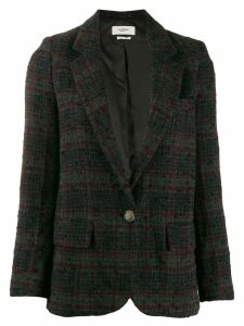 Isabel Marant Étoile checked blazer - Black