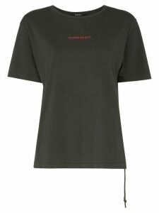Ksubi Lyrical Lady T-shirt - Black