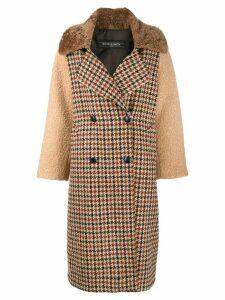 Simonetta Ravizza Primula coat - NEUTRALS