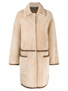 Simonetta Ravizza Colorado coat - Neutrals