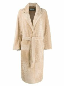 Simonetta Ravizza Arizona coat - Neutrals