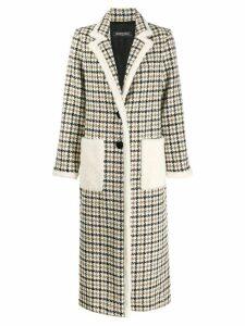 Simonetta Ravizza Orlando coat - Neutrals