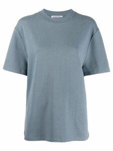 T By Alexander Wang logo T-shirt - Blue
