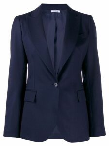 P.A.R.O.S.H. single-breasted blazer - Blue