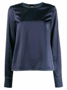 Marni long sleeved top - Blue