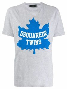Dsquared2 logo T-shirt - Grey