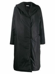 P.A.R.O.S.H. padded midi coat - Black