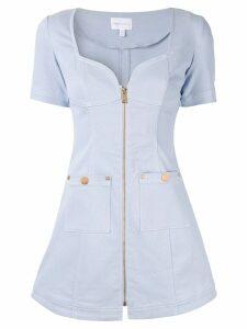 Alice Mccall Peace mini dress - Blue