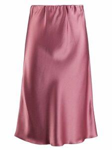 Nanushka Zarina straight skirt - Pink