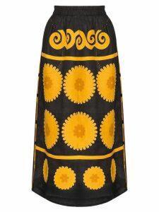 Vita Kin Siam patterned skirt - Multicolour