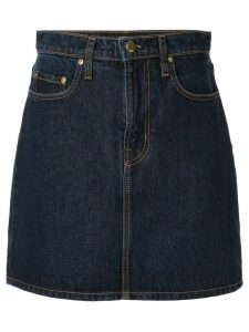 Nobody Denim Piper denim skirt - Blue