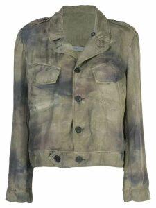 Raquel Allegra military jacket - Green