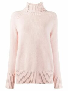 Manzoni 24 turtleneck sweatshirt - PINK