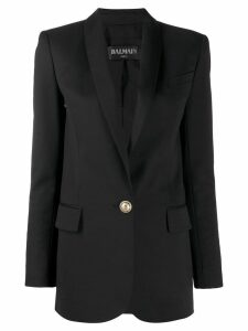 Balmain classic tailored blazer - Black