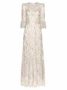 The Vampire's Wife Fairy Festival floral-print maxi dress -