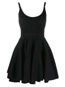 Alexander Wang spaghetti strap dress - Black