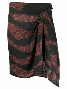 Isabel Marant Étoile draped skirt - Black