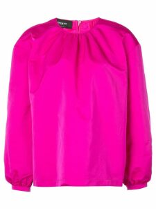 Rochas boxy fit top - Pink