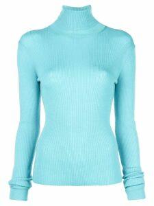 Alice+Olivia Roberta sweatshirt - Blue