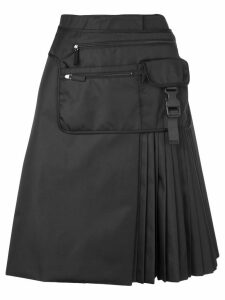 Prada belt bag skirt - Black