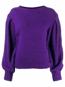 Isabel Marant Étoile Shaelyn jumper - Purple