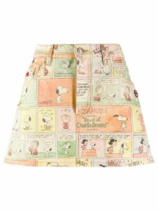 Marc Jacobs Peanuts skirt - Yellow