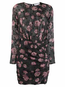 Iro short Adelino dress - Grey