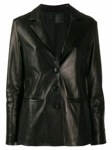 Drome single breasted jacket - Black