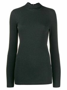 Brunello Cucinelli turtleneck top - Grey