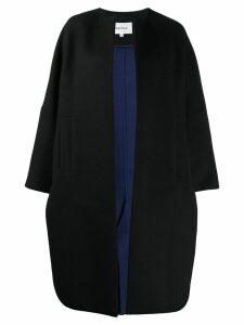 Enföld oversized fit coat - Blue