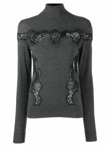 Dolce & Gabbana knitted sweatshirt - Grey
