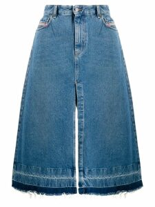 Diesel denim midi skirt - Blue