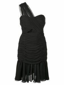 Jill Jill Stuart one-shoulder dress - Black