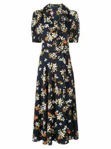 Jill Jill Stuart floral print dress - Black