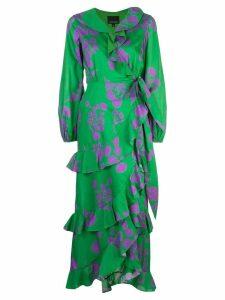 Cynthia Rowley Lanai maxi dress - Green