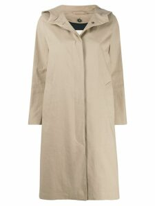 Mackintosh CHRYSTON Fawn RAINTEC Cotton Hooded Coat LM-1019FD -