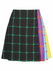 Alice+Olivia Semira pleated skirt - Black
