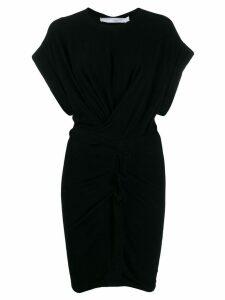 Iro ruched waist dress - Black