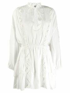 Iro short Acevedo dress - White