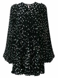 Stella McCartney polka dot dress - Black