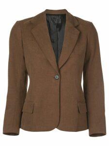 Nili Lotan slim blazer - Brown