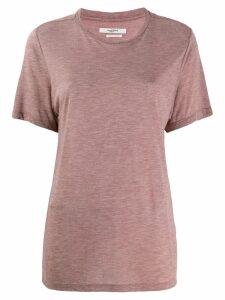Isabel Marant Étoile fine knit T-shirt - Pink