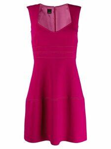 Pinko sleeveless flared dress