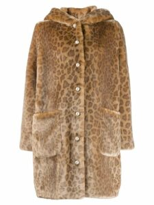 Shrimps Gloria coat - Neutrals