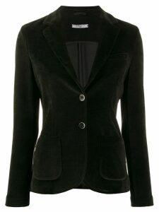 Circolo 1901 classic fitted blazer - 006 Palude