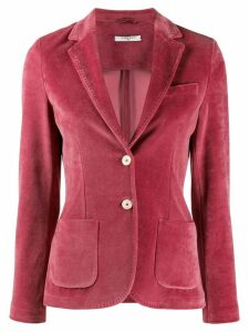 Circolo 1901 classic fitted blazer - Pink