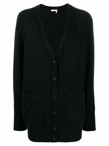 Chloé V-neck cardigan - Black